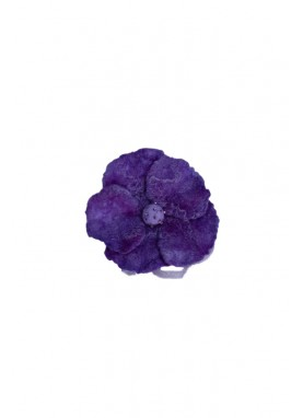 Brosa din lana impaslita, unicat, handmade,  Floare de Vis